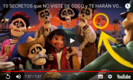 Video: 10 secretos que no viste en la película
