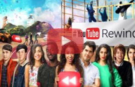 Video: The Ultimate 2016 Challenge #YouTubeRewind