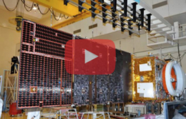 Video: Lanzado el satélite Resourcesat-2A