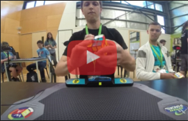 Video: Rubik's Cube World Record