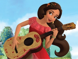 Princesa Disney Elena de Avalor