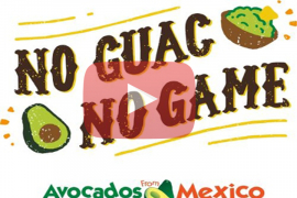 Video: Aguacate mexicano va por el Super Bowl 2017